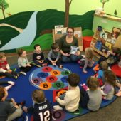 The Forest Room – Early Preschooler Classroom (3 years)
