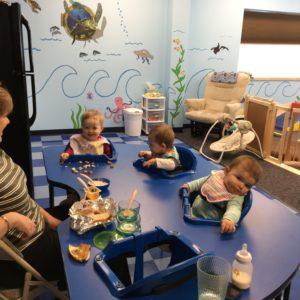 The Ocean Room – Infant Classroom (6 Wks – 1 year)